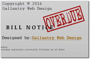 Website Designed by Gallantry Web Design